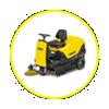Vacuum Sweepers